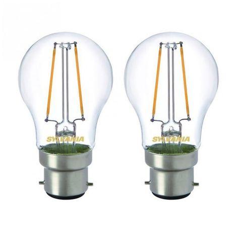 Ampoules Lot 40w Led B22 Retro A60 Sylvania 2 Filament De PkZXiTOlwu
