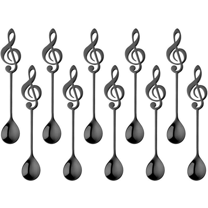Bares - Symbole de musique cuillère