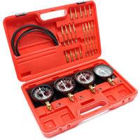 Synchronisateur de carburateurs dépressiomètre 4rampes testeur de synchronisation
