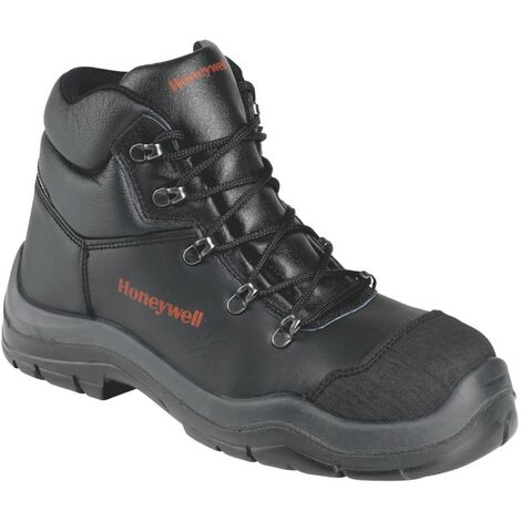 Synergic Black Safety Boots
