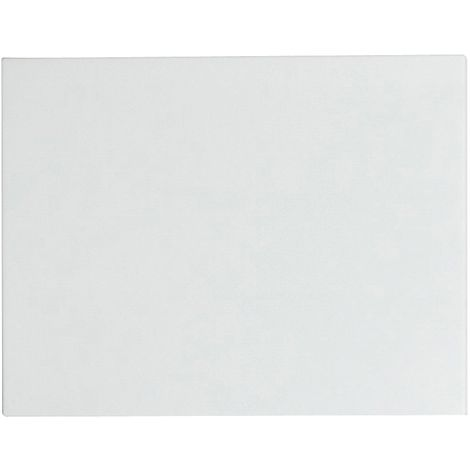 Synergy Supastyle 1600mm Standard 2mm Acrylic Front Panel - size 1600mm - color White