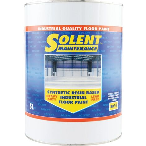 Synthetic Resin Based Industrial Floor Paints - 5ltr