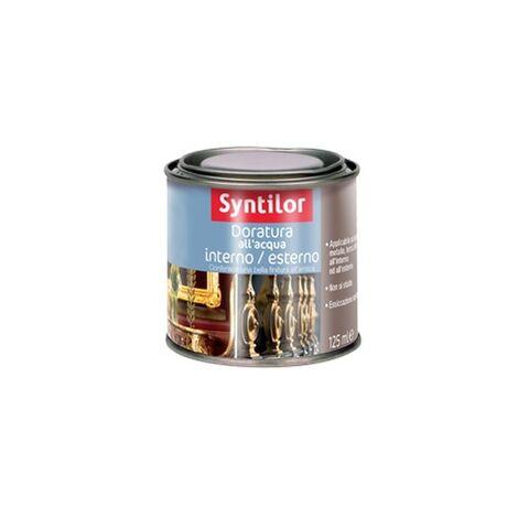 """main image of """"SYNTILOR - DORATURA ALL'ACQUA INTERNI 125 ml ORO ANTICO"""""""