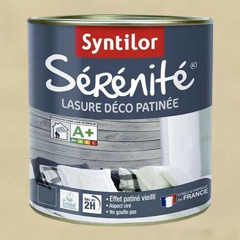 SYNTILOR Lasure Sérénité Crème - 2L