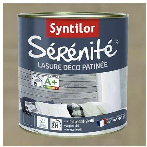 SYNTILOR Lasure Sérénité Vert de gris - 0,5 L