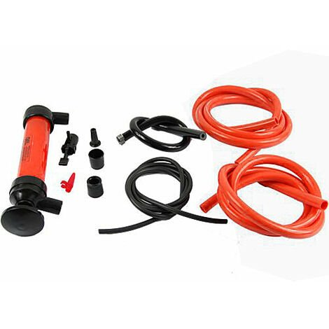 Syphon Pump Fuel Oil Transfer Hose Pump Siphon Pump