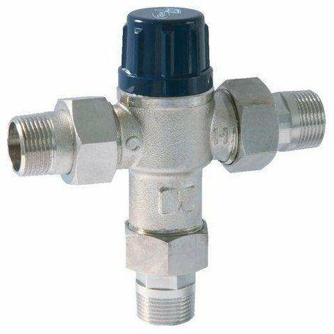 SYR Thermostatischer Wassermischer 702-Safe, DN 20, mit Verbrühschutz - 070220003