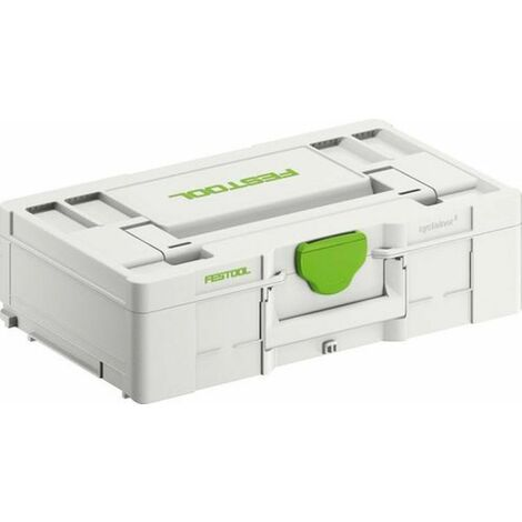 Systainer³ SYS3 L 137 FESTOOL - 204846