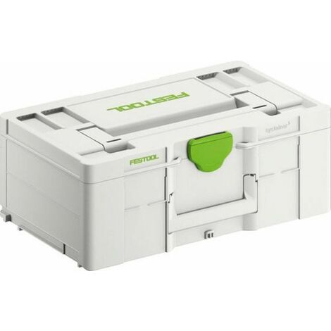Systainer³ SYS3 L 187 FESTOOL - 204847