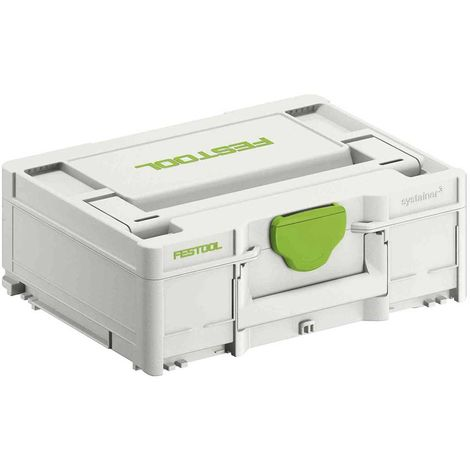 Coffret FESTOOL Systainer³ SYS3 M 137