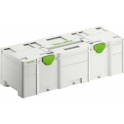 Systainer³ SYS3 XXL 237 FESTOOL - 204850