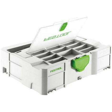 SYSTAINER T-LOC SYS 1 TL-DF FESTOOL 497851