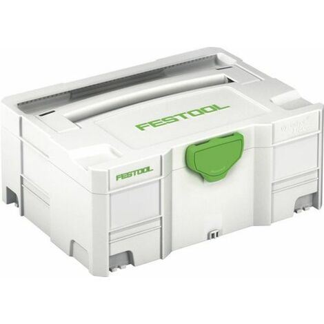 SYSTAINER T-LOC SYS 2 TL-DF 396 X 296 X 157,5 FESTOOL 497564