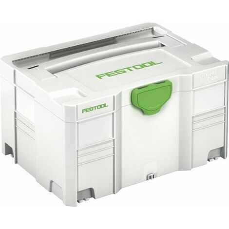 SYSTAINER T-LOC SYS 3 TL 396 X 296 X 210 FESTOOL 497565