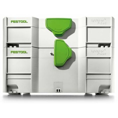 SYSTAINER T-LOC SYS 5 TL 396 x 296 x 420 FESTOOL 497567