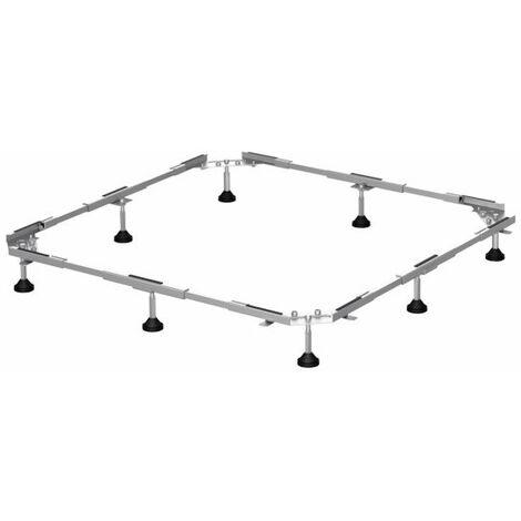 Système Bette Floor Foot, 130x80cm - B50-3160