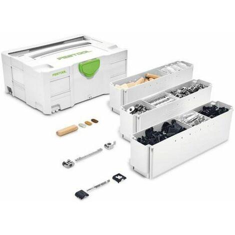 Système d'assemblage FESTOOL DOMINO SV-SYS D14 - Pour fraiseuse Domino XL DF700 - 201353