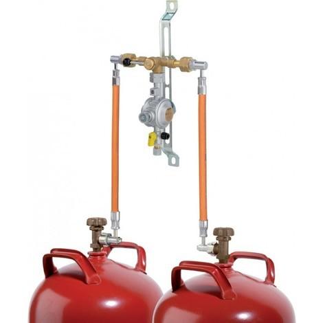 Système de cylindre 16 bar 2FL 4 kg/h, 50 mbar