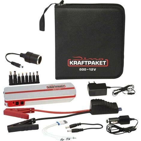 Système de démarrage rapide Dino KRAFTPAKET 136102 Courant daide au démarrage (12 V)=300 A