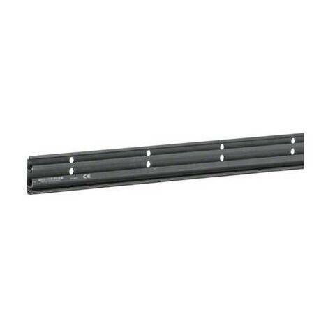 Système de plinthe électrique Hager SL200551 plinthe 2000 mm noir 1 pc(s)