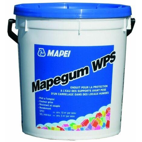 Système de protection à l'eau sous carrelage (SPEC) MAPEGUM WPS - Le seau de 5 Kg