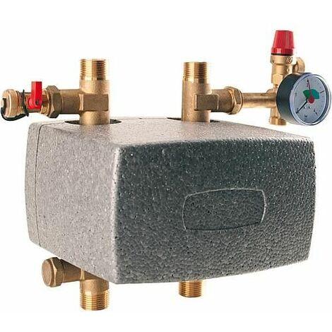 Système de séparation Easyflow Syst1 pour systeme Chauffage Echangeur de chaleur 16 plaques