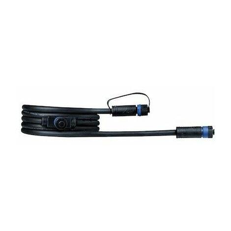 Système d'éclairage Plug&Shine câble de connexion 200 cm Paulmann 93926