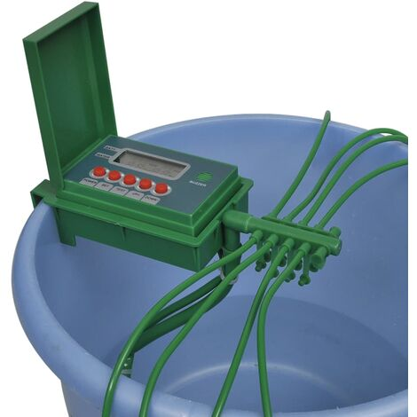 Système d'irrigation automatique avec minuteur
