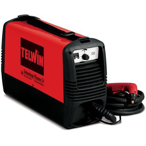 Système d'onduleur de découpe au plasma Kompressor Telwin Technology 54