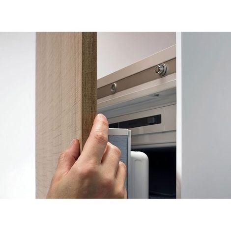 Système d'ouverture électromécanique easys pour réfrigérateurs - Hauteur de montage : 22 mm - HETTICH