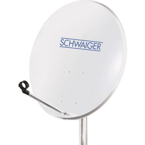 Système SAT sans récepteur Schwaiger SPI5500SET4 Nombre dabonnés: 4