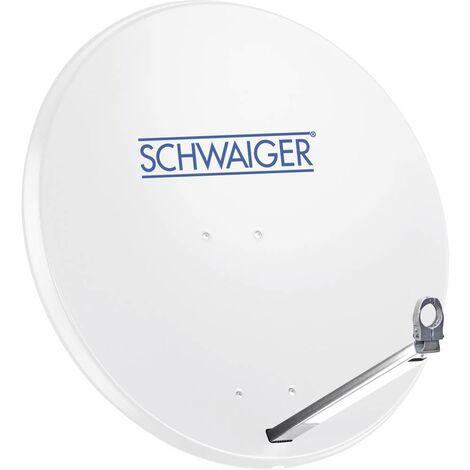 Système SAT sans récepteur Schwaiger SPI991.0SET Nombre dabonnés: 4