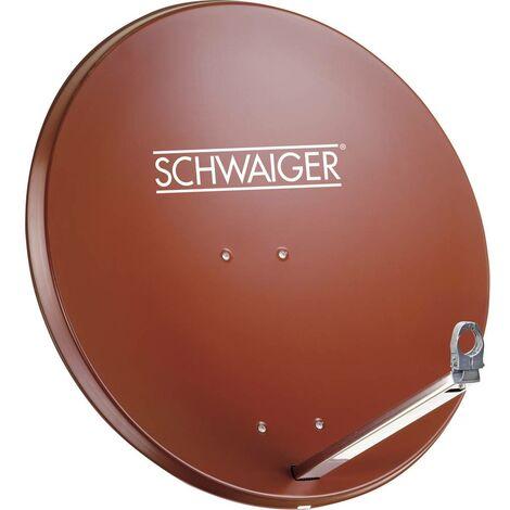 Système SAT sans récepteur Schwaiger SPI991.2SET Nombre dabonnés: 4