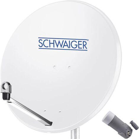 Système SAT sans récepteur Schwaiger SPI9960SET1 Nombre dabonnés: 1