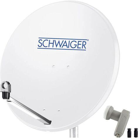 Système SAT sans récepteur Schwaiger SPI9960SET2 Nombre dabonnés: 2