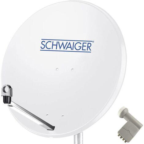 Système SAT sans récepteur Schwaiger SPI9960SET9 Nombre dabonnés: 4