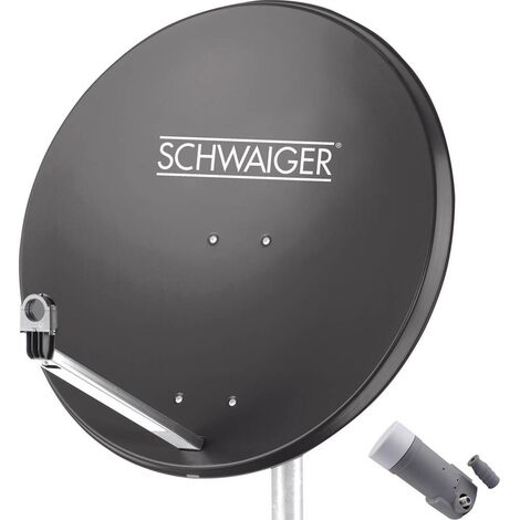 Système SAT sans récepteur Schwaiger SPI9961SET1 Nombre dabonnés: 1