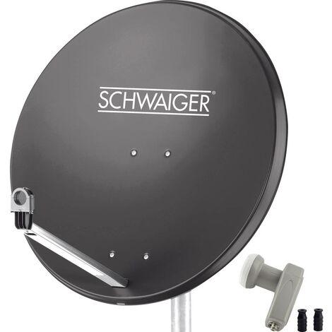 Système SAT sans récepteur Schwaiger SPI9961SET2 Nombre dabonnés: 2