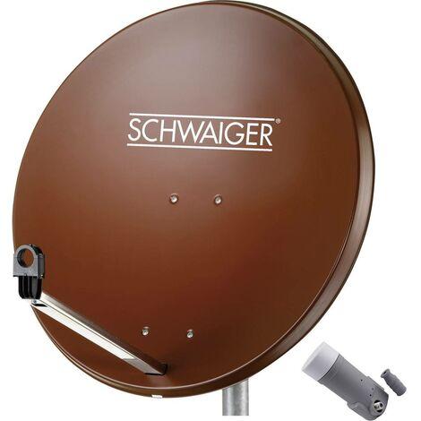 Système SAT sans récepteur Schwaiger SPI9962SET1 Nombre dabonnés: 1