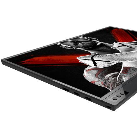 T-Bao T15A 15,6 pulgadas Monitor de computadora portátil para juegos Pantalla LED de expansión Pantalla USB C para tableta