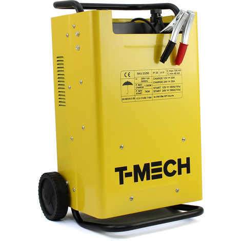 T-Mech Battery Charger & Starter