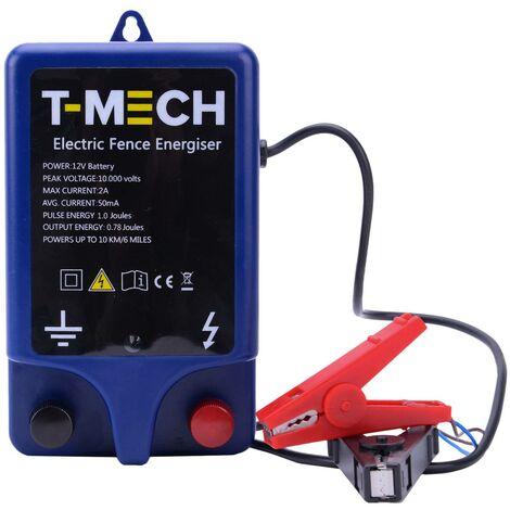 T-mech Cloison Électrique Energiser