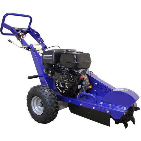T-Mech - Descepadora 13HP para Cortar Tocones de Árbol y Raíces para Jardineros Profesionales, Paisajistas y Aficionados