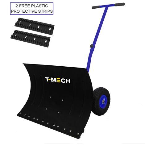 T-Mech Durable Manual Snow Shovel
