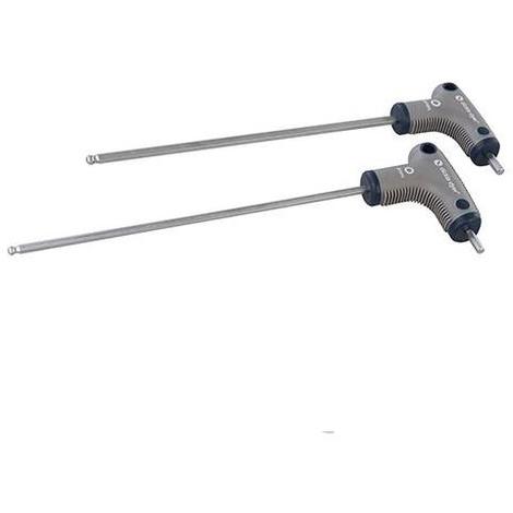 T-Pump Head Removal Key Set 2pce - 4 x 185mm / 5 x 185mm