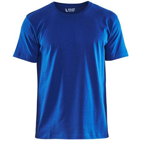 T-shirt col rond Noir 3300 Blaklader
