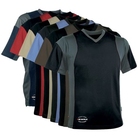 T-Shirt de travail Cofra Java
