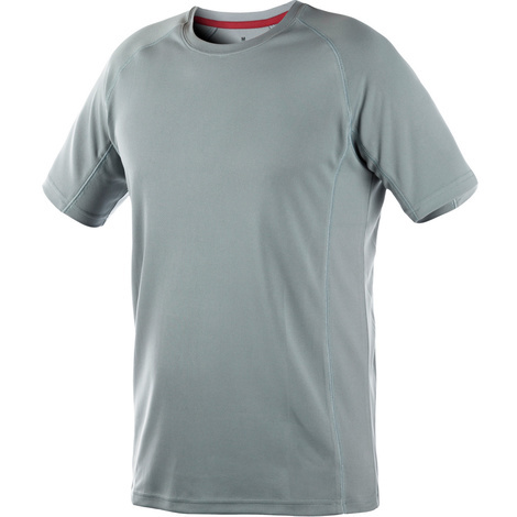 13ca375375e T-Shirt de Travail Dry Tech Würth MODYF Gris