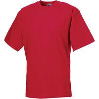 T-shirt de travail Russell Rouge