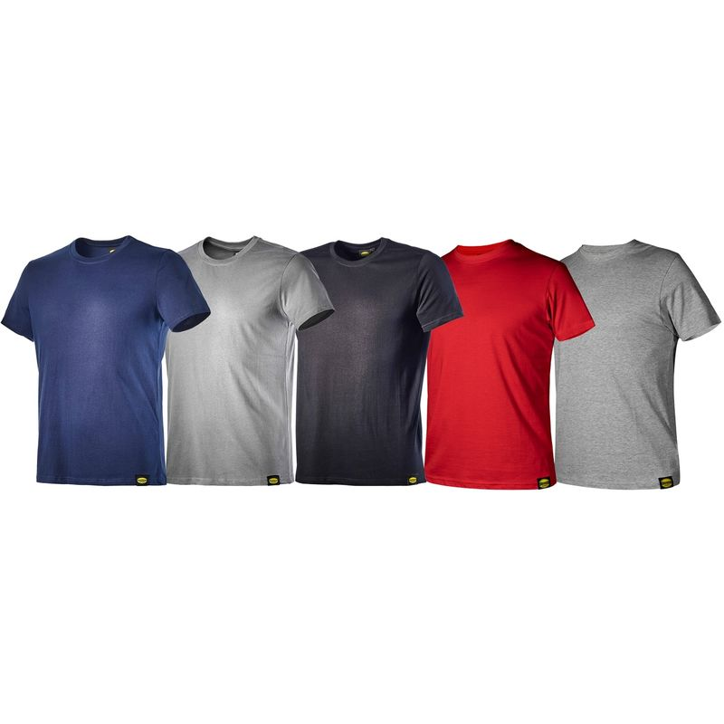 T-shirt de travail Diadora Atony II Bleu xxxl